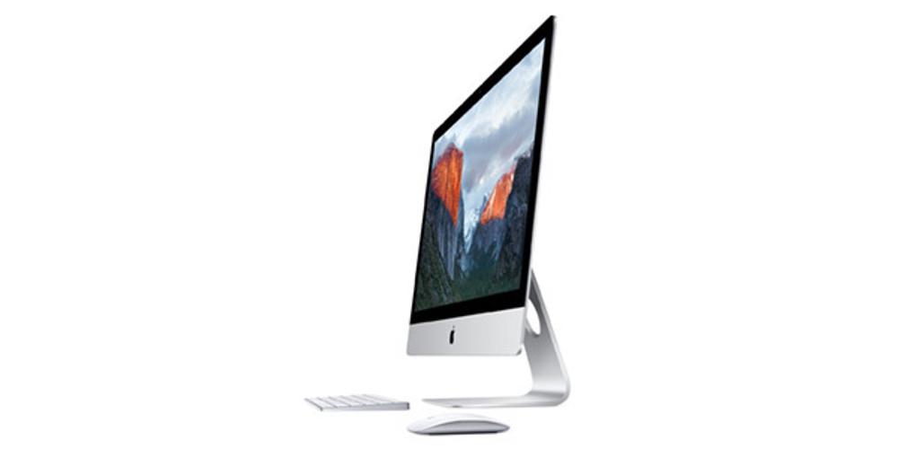 Apple iMac 27 inch i5 3.7Ghz AMD 580
