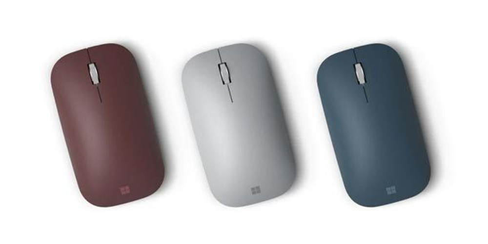 Surface Mobile Mouse Bluetooth - Colbalt Blue