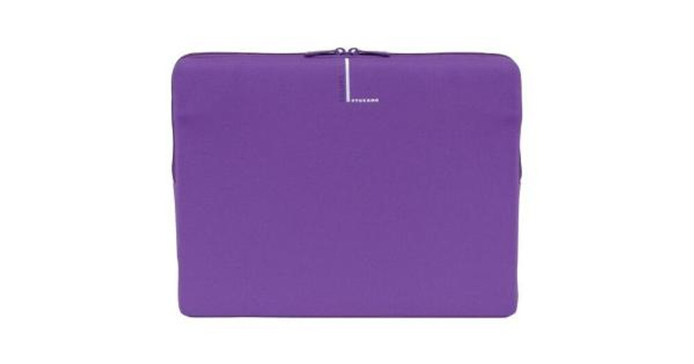 "Tucano (Bag) 13"" Sleeve Colore- Purple"