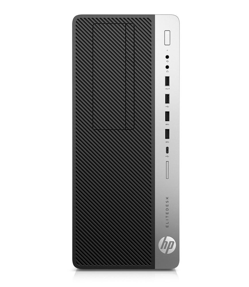 HP EliteDesk 800 G5 Tower - i7-9700 - 16GB - 256 NVMe - NVIDIA 2060