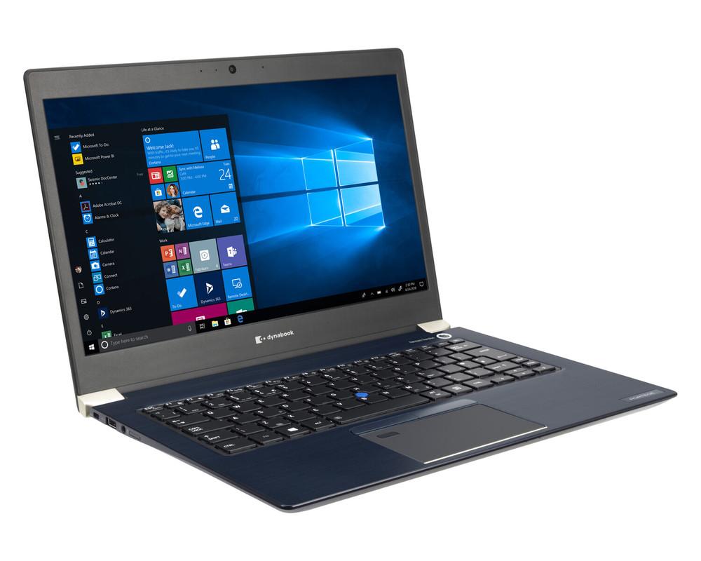 Dynabook Tecra X40-F - FHD Touch - i5-8265 - 8GB - 256 SSD