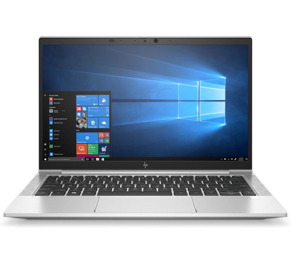 HP EliteBook 830 G7 - 13.3 inch Full HD 1000N Sure View Reflect - i7-10810 - 16GB - 256 SSD - IR - Win 10 Pro