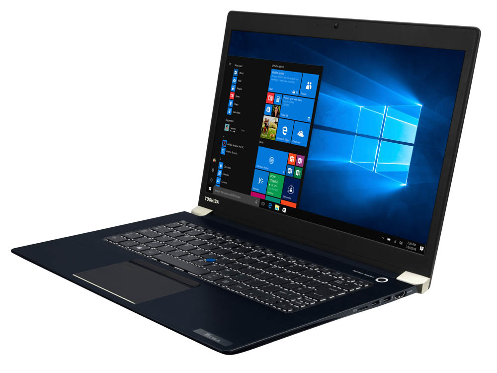 Dynabook Portege X40-G i7-10510 14 inch Full HD Touch - 8GB - 256 SSD