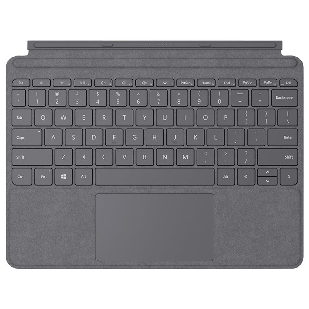 Surface Go Type Cover - Charcoal