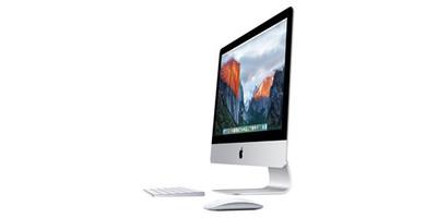 Apple iMac 21.5 inch Quad Core 4K