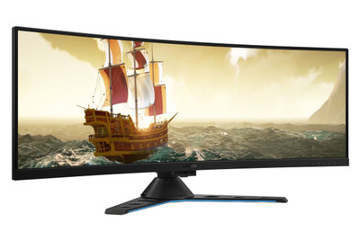 Lenovo P44w-10 43.4 inch ultrawide curved