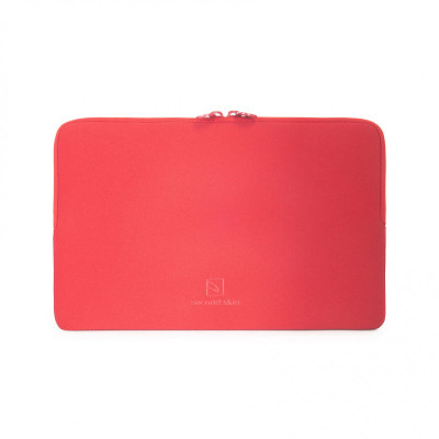 """Tucano (Bag) 10-11"""" Sleeve Colore- Red"""