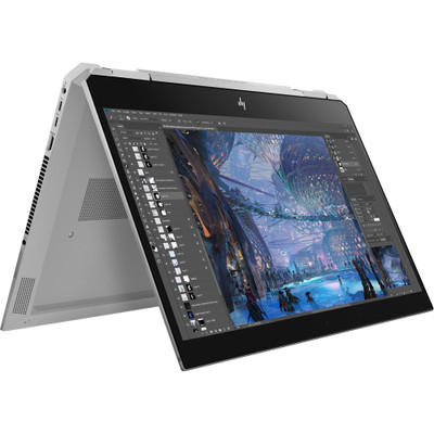 "HP ZBook Studio x360 - 15.6"" Full HD - i7-9750H - 16GB - 512 SSD - Quadro P1000 - LTE"
