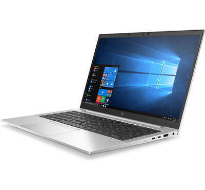HP EliteBook 840 G7 - 14 inch Full HD 250N - i5-10210 - 8GB - 256 SSD - IR - XMM LTE - Win 10 Pro