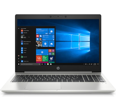 HP ProBook 455 G7 - 15 inch Full HD Gloss Touch - Ryzen 5 4500 - 8GB - 256 SSD - IR - Win 10 Pro