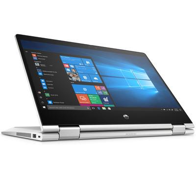 HP ProBook x360 435 G7 - 14 inch Full HD - touch+pen - Ryzen 7 4700 - 8GB - 256 SSD - IR - Win 10 Pro