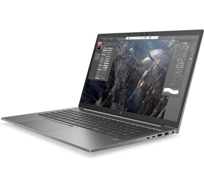 HP ZBook Firefly 15 - 15.6 inch Full HD 400N - i7-10810 - 16GB - 512 SSD - IR - Win 10 Pro - Quadro P520