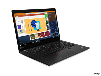 Lenovo Thinkpad X13 Gen 1 13 inch Ultraportable with AMD Ryzen