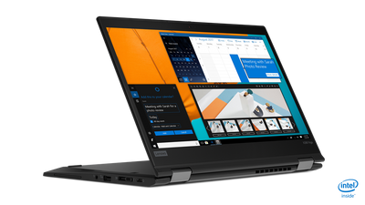 Lenovo ThinkPad X390 13 inch Ultraportable with Intel Core