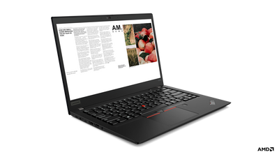 Lenovo ThinkPad T495s with AMD Ryzen 14 inch Ultraportable