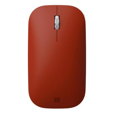 Surface Mobile Bluetooth Mouse - Poppy Red