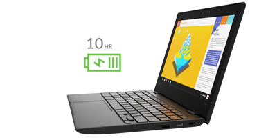Lenovo Chromebook 100e 11.6 inch AMD 2nd Gen