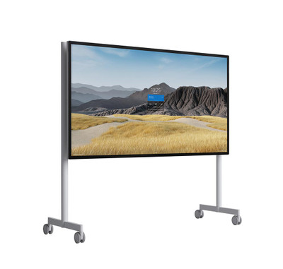Surface Roam Mobile Stand for Hub 2s 85 inch
