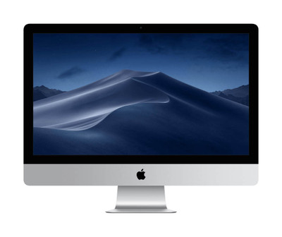 Apple iMac 27 inch Retina 5K i7 3.8GHz 8 Core 512 SSD
