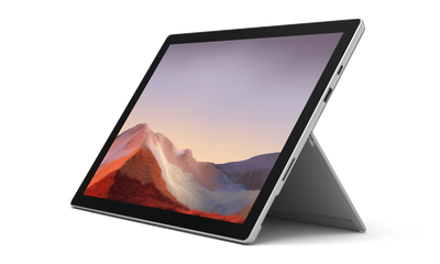Surface Pro 7+ - i5 - 8GB - 256 SSD - WiFi + 4G LTE