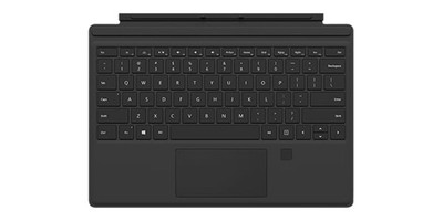 Surface Type Cover with Fingerprint Reader