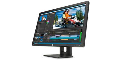 HP Z24i G2 23.8 inch - Full HD+ VGA HDMI DisplayPort USB 3 hub