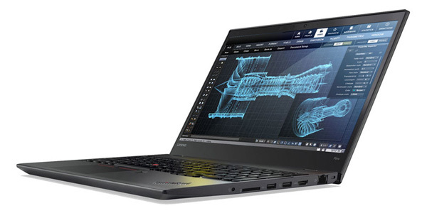 ThinkPad P workstations