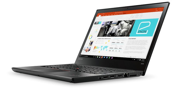 ThinkPad laptops and tablets
