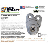 SX-20000G Pulley Block