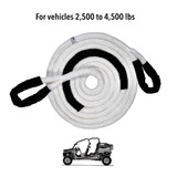 """5/8"""" Kinetic Recovery Rope (14,800 lb MTS)"""