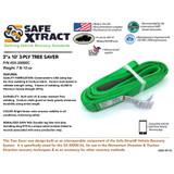 "SX-30000C 3"" x 10' 3-ply Tree Saver (62,500 lb MTS)"