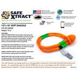 "SX-30000E Soft Shackle (1/2"" x 10"") (62,600 lb MTS)"