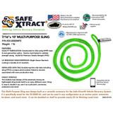 """SX-8000MPS Multi-Purpose Sling (7/16"""" x 10') (34,650 lb MTS)"""