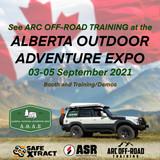 2021 Alberta Outdoor Adventure Expo (03-05 Sep)