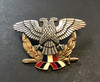 GD 150 OFFICER CAP BADGE YUGOSLAVIA AIR FORCE