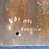 VT 2670. STRATFORD & MIDLAND JUNCTION RAILWAY TRESSPASS NOTICE EX FENNY COMPTON.