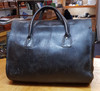 VT 2466. GREAT NORTHERN RAILWAY LEATHER DRIVERS, GAURDS BAG.