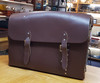 VT 2718. NEW EX STORES LEATHER B.R. GAURDS LEATHER BAG.