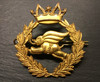 GD 953 WEST AFRICAN AIRWAYS CORPORATION CAP BADGE