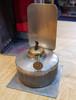 VT 2711. BRITISH RAILWAYS (MIDLAND) LOCOMOTIVE GAUGE FRAME LAMP.