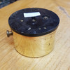 VT 0540.  S.R .   W.R.SYKES BRASS CASED DISTANT SIGNAL REPEATER.