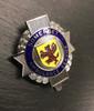 SOMERSET AMBULANCE SERVICE CAP BADGE GD 978