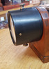 VT 4093. BR WR BAKELITE ARM REPEATER ON WOOD TOMBSTONE BY R.E.THOMPSON