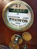"VT 3915. GREAT EASTERN RAILWAY ""SYKES LOCK & BLOCK"" LOUGHTON JC - TEMPLE MILLS Nth."