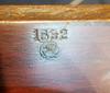 VT 1012. MIDLAND RAILWAY TAPPER BLOCK BELL DATED 1892.
