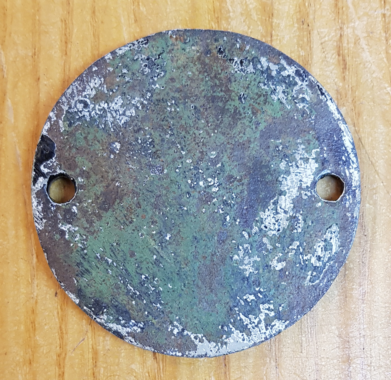 VT 2524.  G.R.S. GENERAL RAILWAY SIGNAL COMPANY MAKERS PLATE.