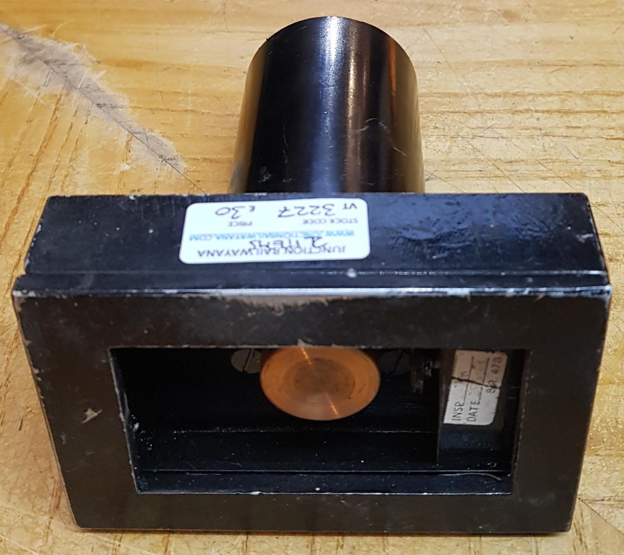 VT 3227.  ELECTRIC BLOCK SHELF SWITCH.