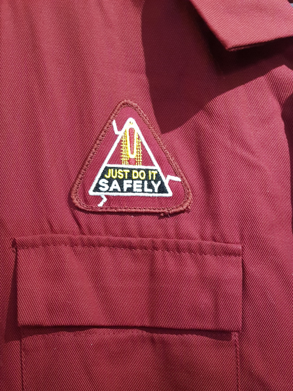 VT 3335.  NEW OLD STOCK WEARWELL  EWS  BOILER SUIT SIZE 116 R