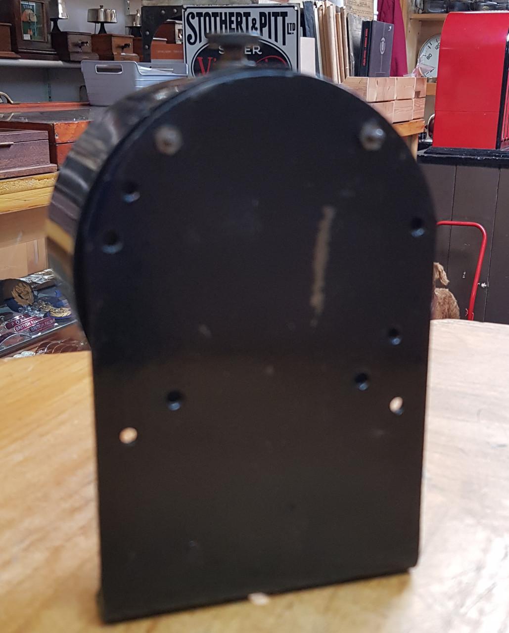 VT 3653. B.R (M) BAKELITE UPPER QUADRANT SIGNAL REPEATER & STAND.