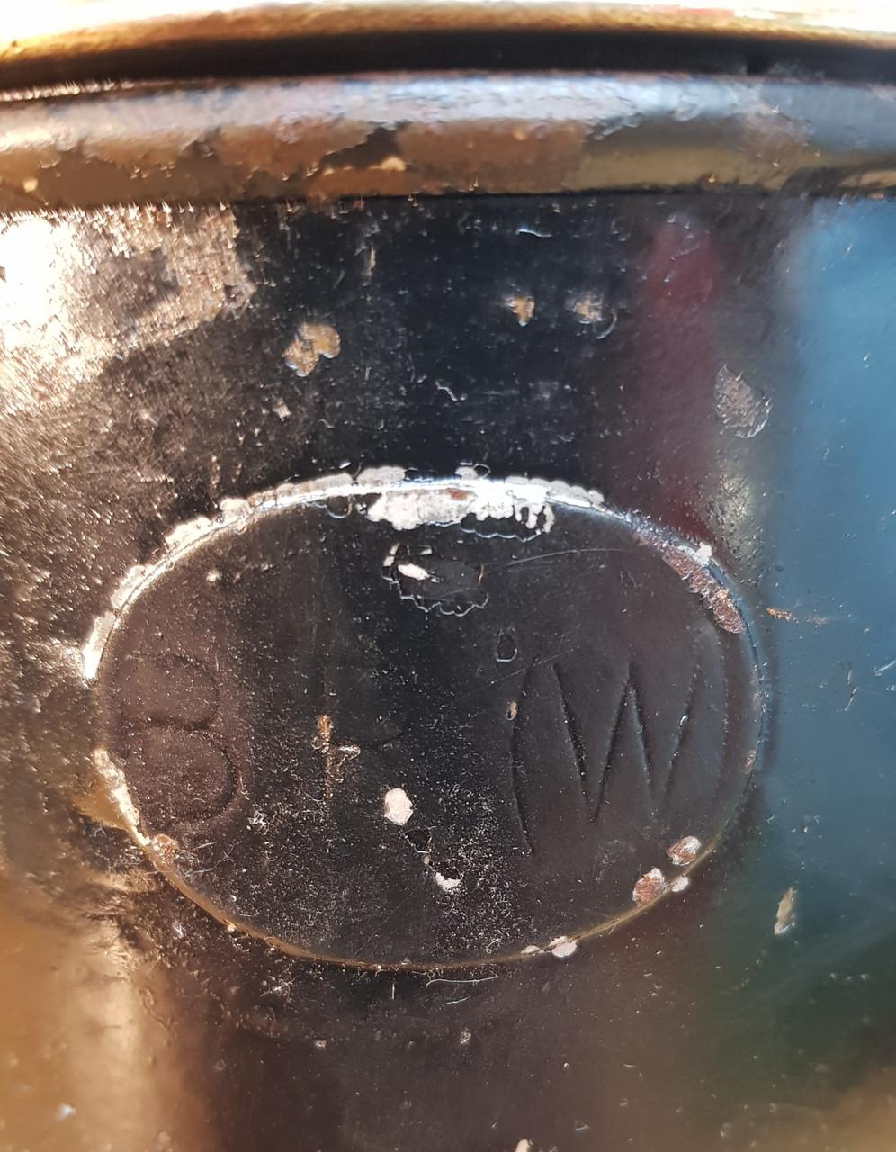 VT 3811. B.R  W.R.  4 ASPECT SIGNAL BOX HANDLAMP.